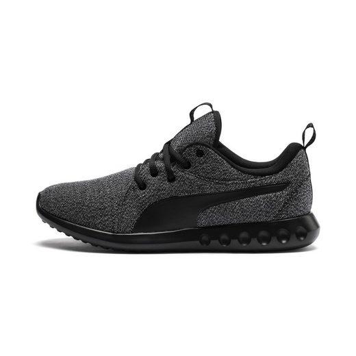 PUMA »Carson 2 Knit Herren Sneaker« Laufschuh