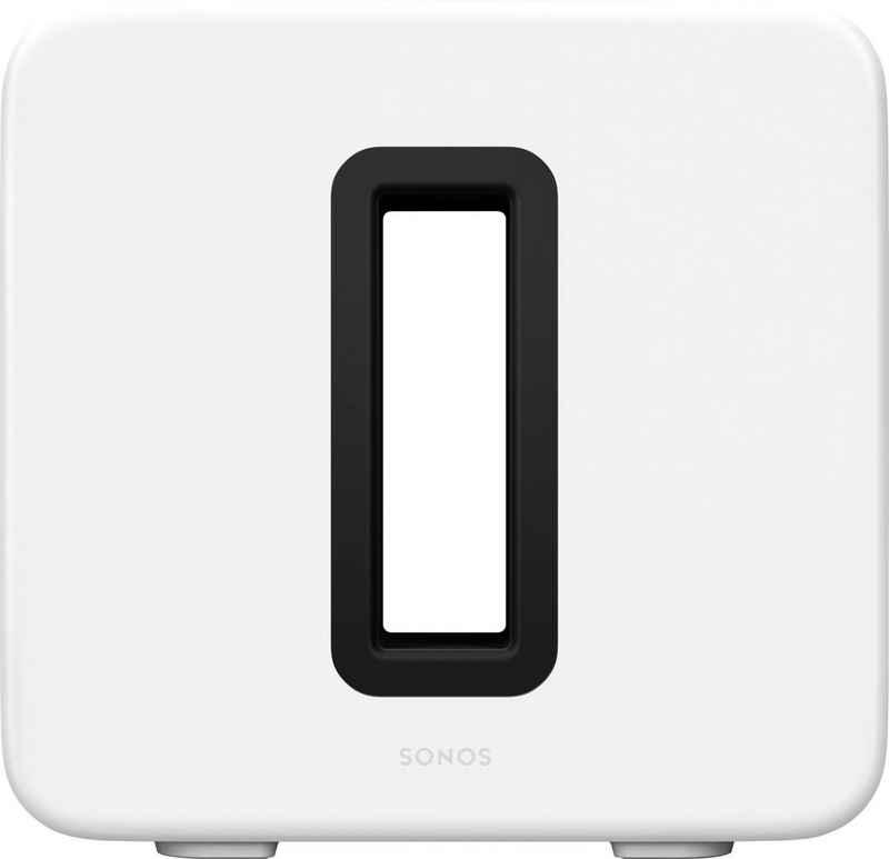 Sonos Sub (Gen3) WLAN- Subwoofer (LAN (Ethernet), WLAN)