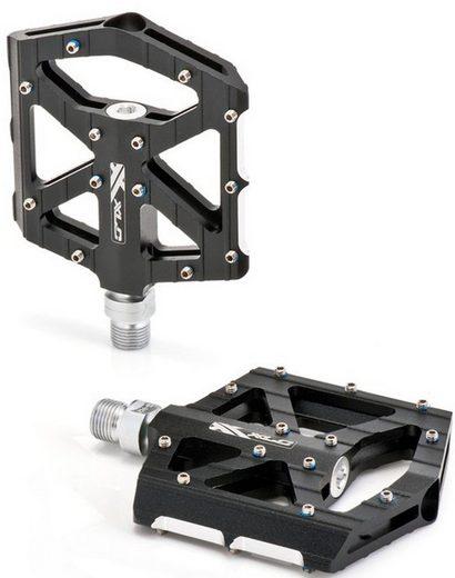 XLC Fahrradpedale »XLC MTB/Trekking Plattformpedal Colour Edition PD-M12«