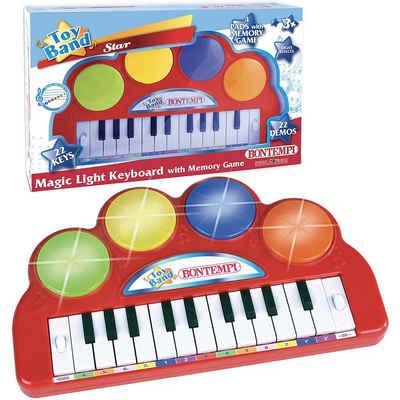 Bontempi Spielzeug-Musikinstrument »STAR Elektonisches Tischkeyboard«
