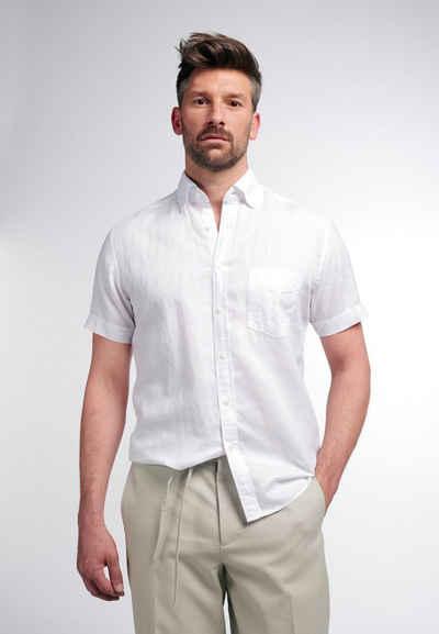 Eterna Businesshemd »REGULAR FIT« Leinen Hemd