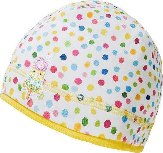 MAXIMO Beanie »Beanie mit UV-Schutz für Mädchen«