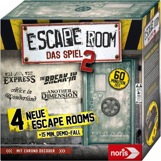 Noris Spiel, »Escape Room 2«