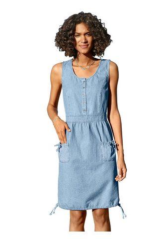 Casual Looks Džinsinė suknelė
