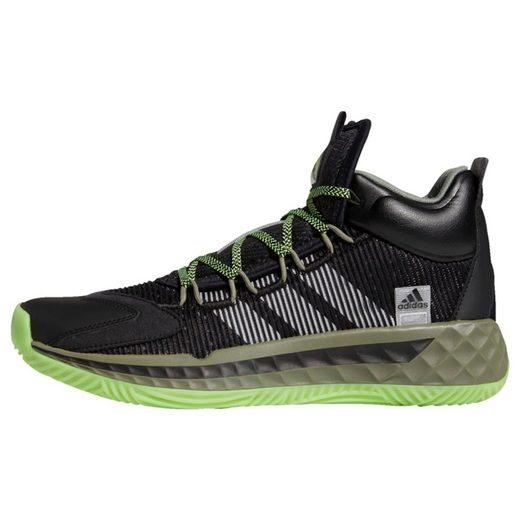 adidas Performance »Pro Boost Mid Basketballschuh« Sneaker