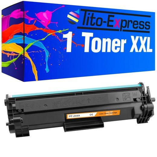 Tito-Express PlatinumSerie Tonerpatrone »ersetzt HP CF244A 44A Black«