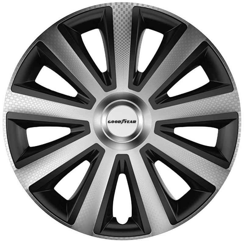 Goodyear Radkappe »Memphis Carbon 16«, 16 in Zoll, (Set, 4-St)