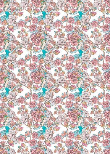 KOMAR Vliestapete »Cinderella Blossom«