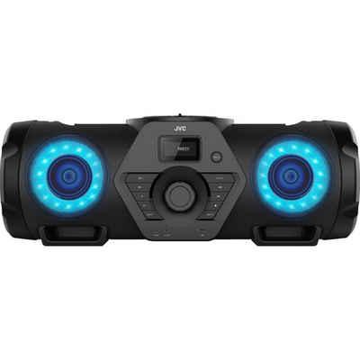 JVC »RV-NB200BTBP - Boomblaster - schwarz« Boombox