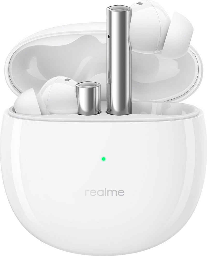 Realme »Buds Air 2« Smartphone-Headset (True Wireless, Noise-Cancelling, Bluetooth)