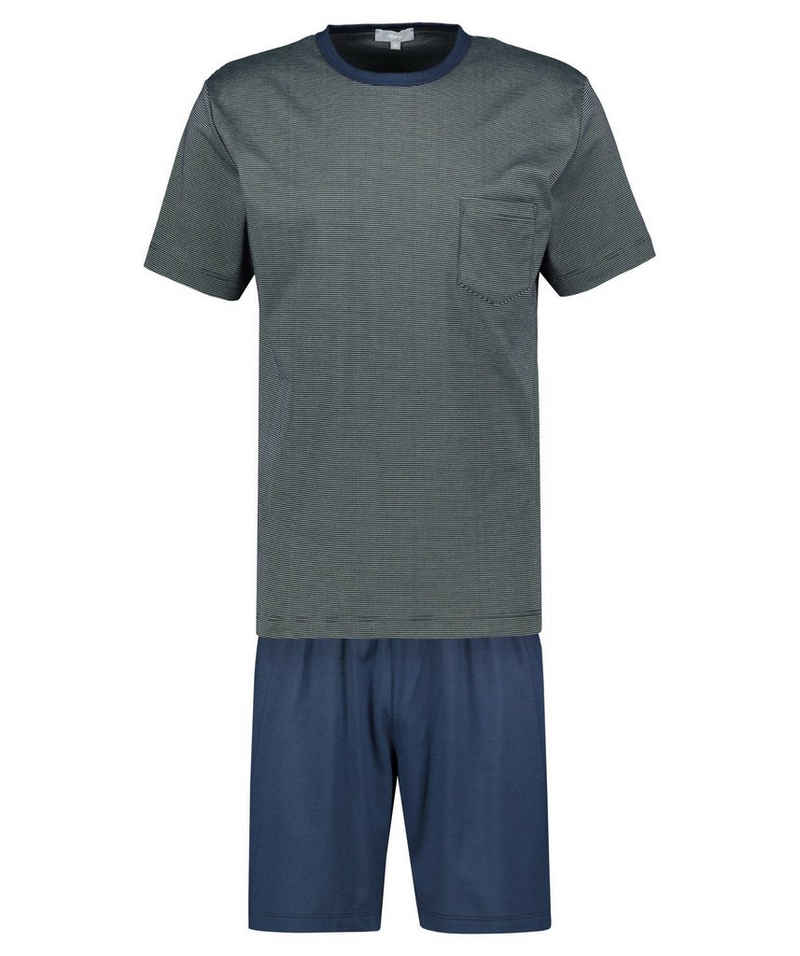 Mey Pyjama »Herren Schlafanzug Kurz«