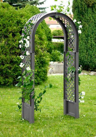 KHW Tvorelės rožėms BxTxH: 100x6x207 cm su...