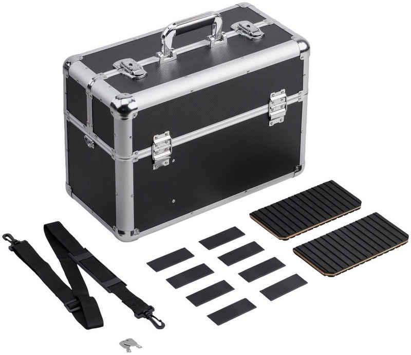 meister Kosmetikkoffer, 450 x 320 x 225 mm, inkl. 2 Schlüssel & Tragegurt