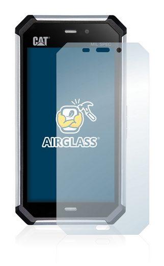 BROTECT Schutzfolie »Panzerglasfolie für Caterpillar Cat S50«, Schutzglas Glasfolie klar