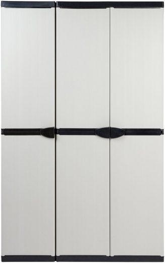 Kreher Spind »Armadio« (Set) B/T/H: 102x39,5x168 cm, abschließbar