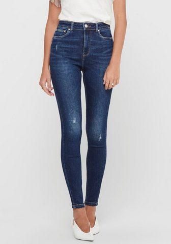 Only High-waist-Jeans »ONLMILA«