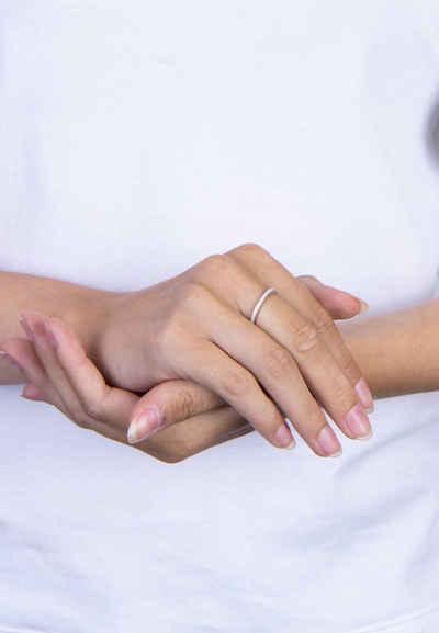 Joanli Nor Silberring »ADINANOR Ring mit Zirkonia«
