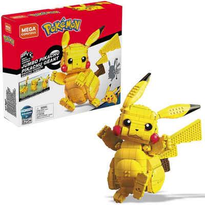 MEGA CONSTRUX Spielfigur »Pokémon Jumbo Pikachu«, zum Zusammenbauen
