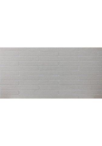 ELASTOLITH Verblender »Paris« BxL: 37x4 cm weiß d...
