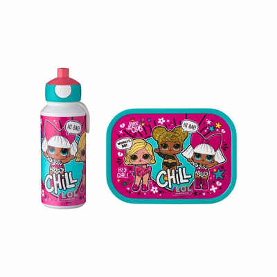 Mepal Lunchbox »CAMPUS Lunchset L.O.L. Surprise«, Acrylnitril-Butadien-Styrol (ABS), (2-tlg)