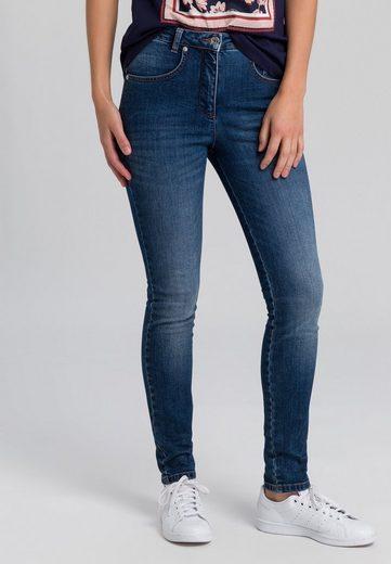 MARC AUREL 5-Pocket-Jeans im Skinny-fit