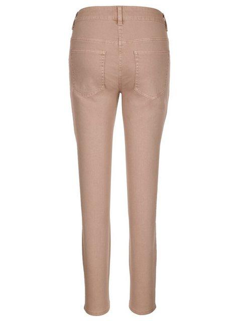 Hosen - Amy Vermont 7 8 Jeans mit aufgesetzten Patches ›  - Onlineshop OTTO