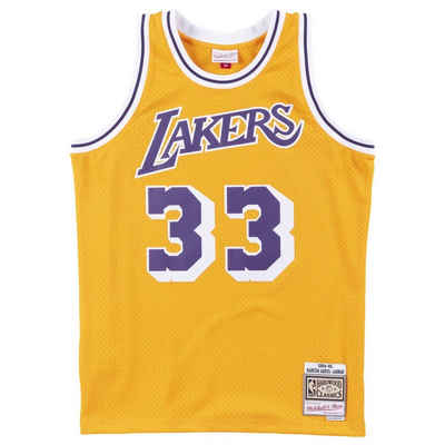 Mitchell & Ness Basketballtrikot »Swingman Jersey LA Lakers 198485 Kareem AbdulJabbar«