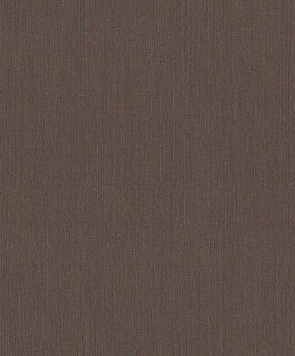 Rasch Vinyltapete »Mandalay«, geprägt, uni, Metall-Effekte, (1 St)