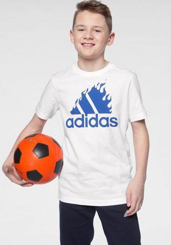 adidas Performance Marškinėliai »JOUNG BOYS BATCH OF SPOR...