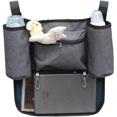 Altabebe Kinderwagen-Regenschutzhülle »Rückenlehnentasche für Kinderwagen«