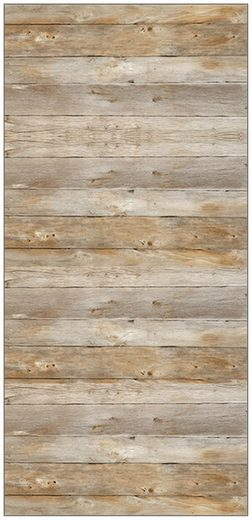 MySpotti Spritzschutz »fresh F3 Holz«, 100 x 210 cm