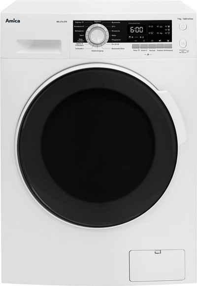 Amica Waschmaschine WA 474 070, 7 kg, 1400 U/min