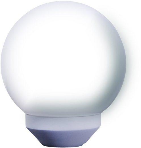 näve LED Gartenleuchte »Kugelleuchte«, Lichtfarbe weiß oder Farbwechsler, inkl. Solarpanel