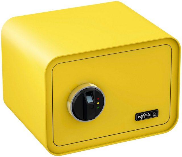 BASI Tresor »mySafe 350«, mit Fingerabdruck