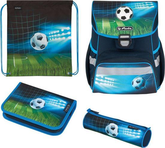 Herlitz Schulranzen »Loop Plus Soccer« (Set)