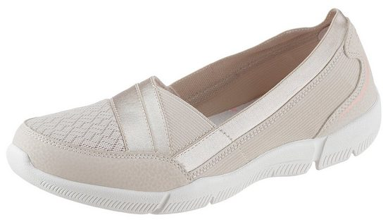 Skechers »Be-Lux - Daylights« Slipper mit Gummizug