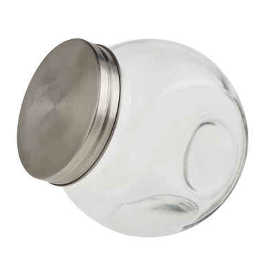 VBS Vorratsglas »BonBon«, Edelstahl, mit Schraubdeckel, 650 ml