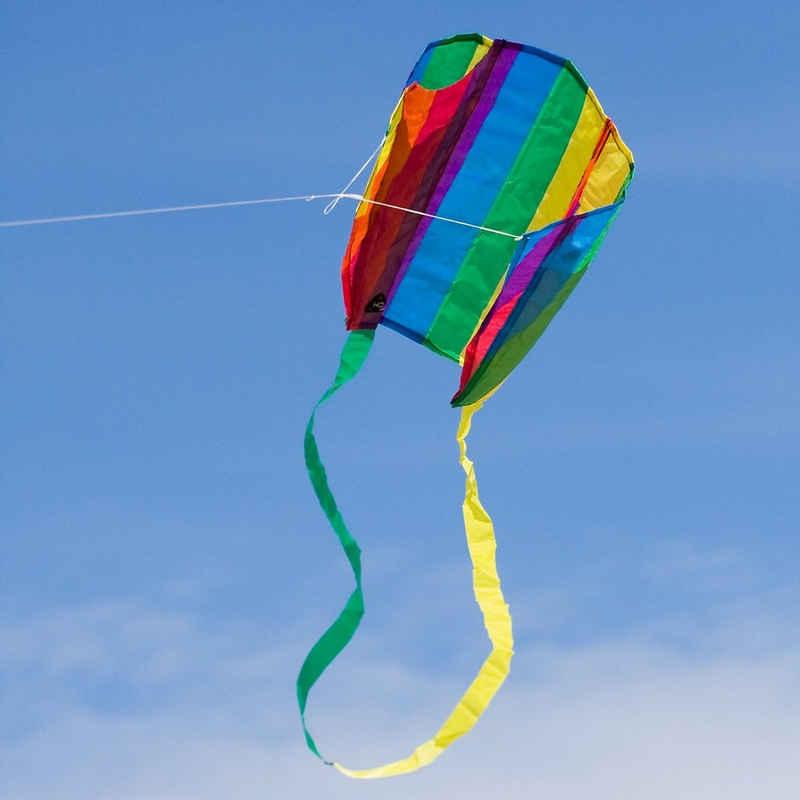 HQ Flug-Drache »DrachenPocket Sled Rainbow«