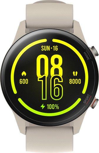 Xiaomi Mi Watch Smartwatch (1,39 Zoll, Proprietär)