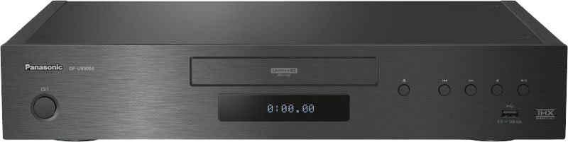 Panasonic »DP-UB9004EG1 Ultra HD« Blu-ray-Player (4k Ultra HD, WLAN, Sprachsteuerung über externen Google Assistant oder Amazon Alexa)