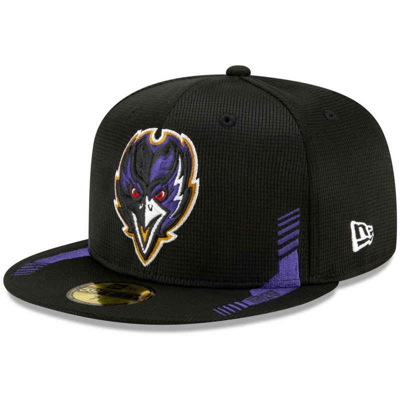 New Era Fitted Cap »59FIFTY NFL SIDELINE 2021 Home Edition«