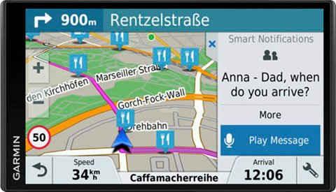Garmin »DRIVE Smart 61 LMT-D EU« Navigationsgerät (Europa (46 Länder)
