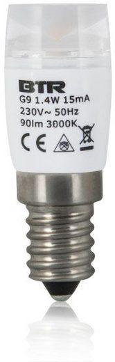 Havit Lighting LED-Leuchtmittel, E14, Warmweiß, vielfältig einsetzbar, Set mit 12 Stück