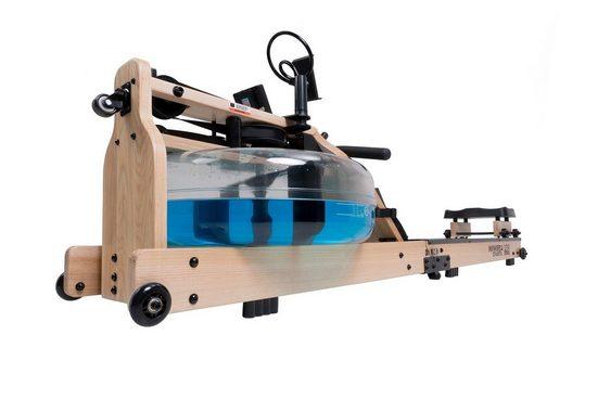 Miweba Sports Rudergerät »MR700«, Verstellbarer Fußtritt, Klappbar, LCD-Display