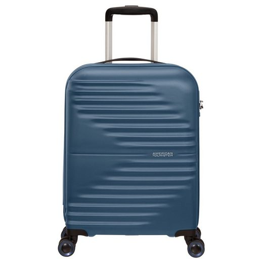 American Tourister® Handgepäck-Trolley »Wavetwister 4-Rollen-Kabinentrolley S 55/20 cm«, 4 Rollen Rollen