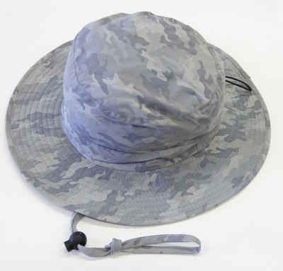 Chaplino Outdoorhut mit schickem Military-Muster