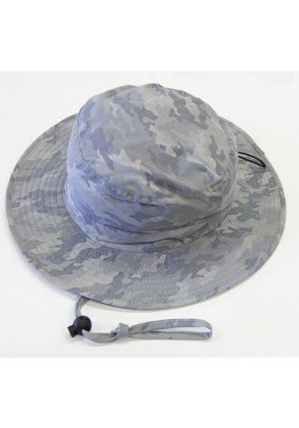 Chaplino Outdoorhut su schickem Military-Muster...