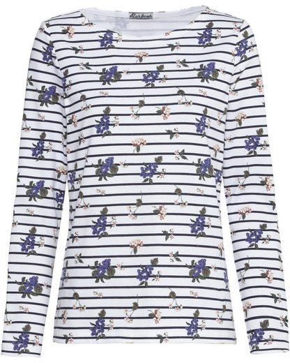 Barbour Sweater »Leichtes Sweatshirt Hawkins«