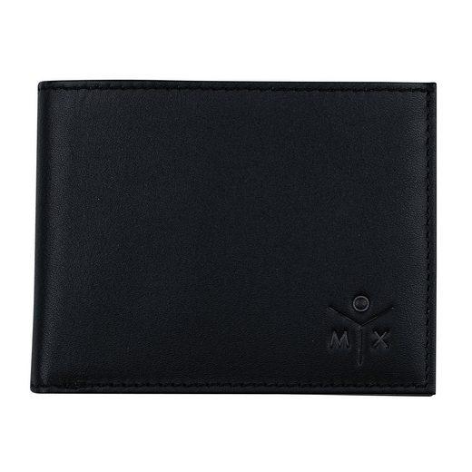 OXMOX Geldbörse »Leather«, Leder