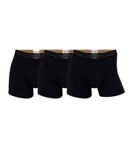 CR7 Boxershorts »Basic Underwear Brief 3er Pack«